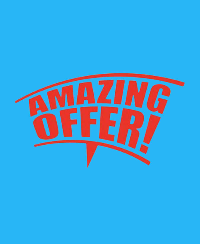 How to create an amazing offer