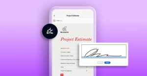 what is electronic signature