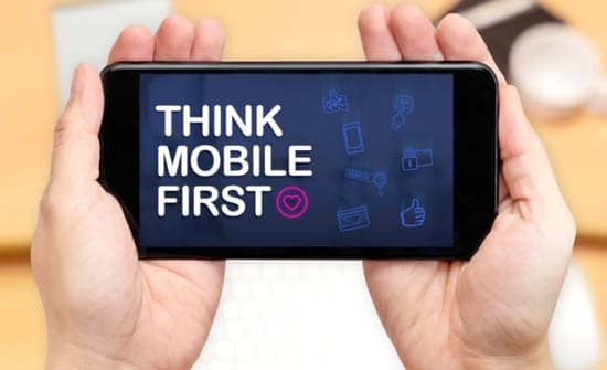 what is mobile first web design